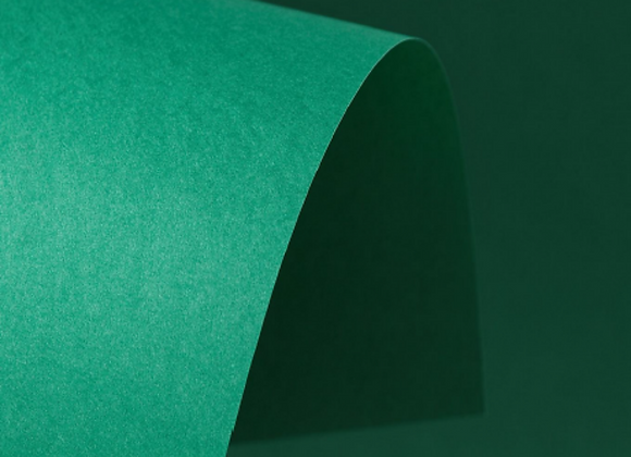 Papel Verde Escuro A4 (BRASIL) COLOR PLUS - 20 unidades