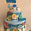 Thumbnail: Topo de Bolo Baby Shark - Arquivo de Corte