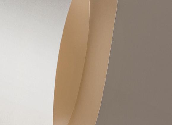 Papel Creme 30,5x30,5cm (MARFIM) COLOR PLUS - 20 unidades