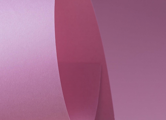 Papel Rose 30,5x30,5cm (FIDJI) COLOR PLUS - 20 unidades