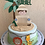 Thumbnail: Topo de Bolo Safari - Arquivo de Corte