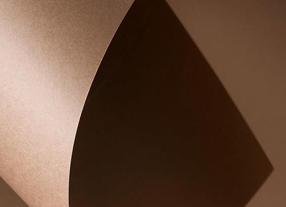 Papel Marrom Claro 30,5x30,5cm (HAVANA) COLOR PLUS - 20 unidades