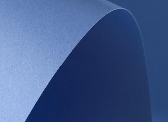 Papel Azul Médio A4 (NICE) COLOR PLUS - 20 unidades