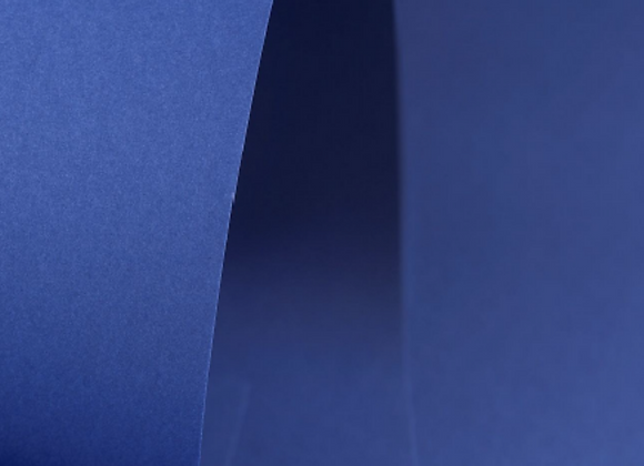 Papel Azul Escuro A4 (TORONTO) COLOR PLUS - 20 unidades