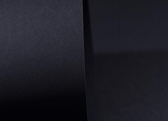 Papel Preto 30,5x30,5cm (LOS ANGELES) COLOR PLUS - 20 unidades