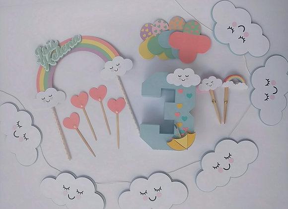 Festa na Caixa Chuva de Amor