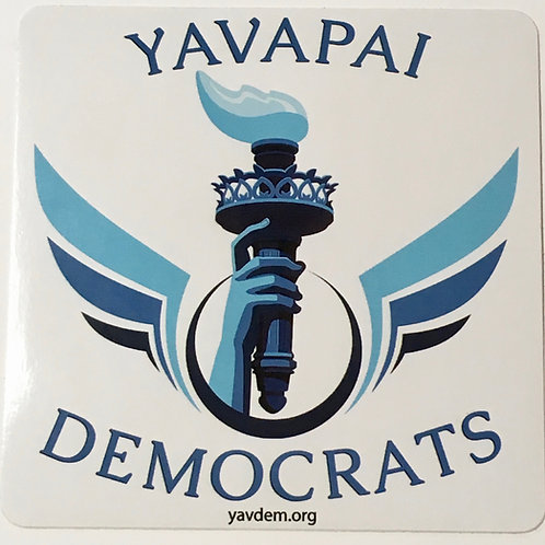 Yav Dem Bumper Sticker