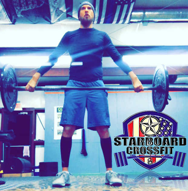 Starboard CrossFit | Athlete of the Month | Chris Farley