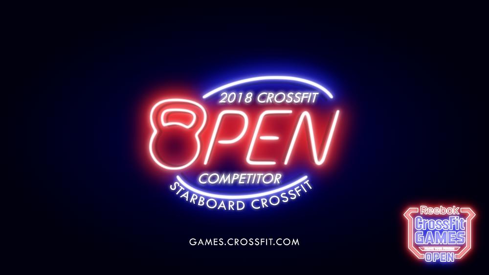 Starboard CrossFit   2018 CrossFit Open   CrossFit Games