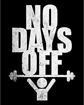 No Days Off | Monday Motivation | Starboard CrossFit
