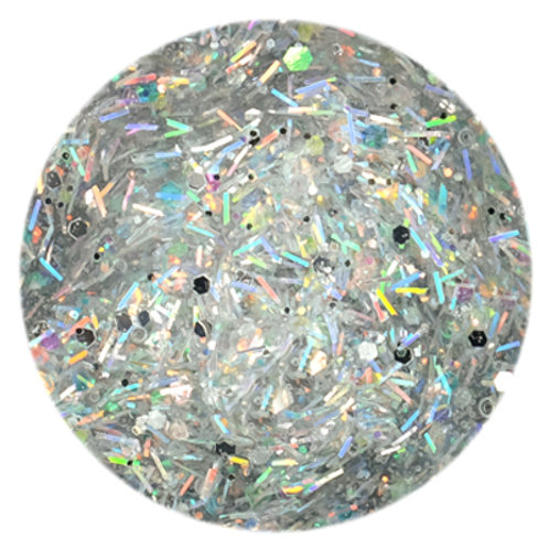Platinum Diamond Glitter