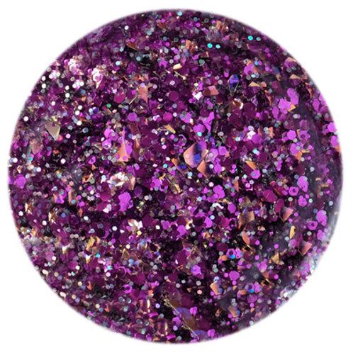 Tanzanite Diamond Glitter