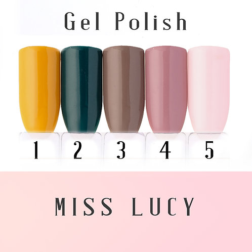 Miss Lucy Collection 1-5