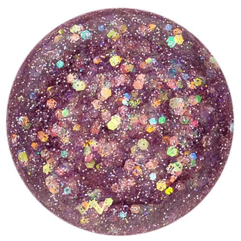 Rosa Diamond Glitter