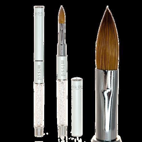 Size 8 Acrylic Brush