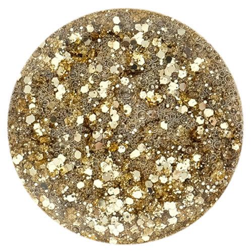 Citrine Diamond Glitter