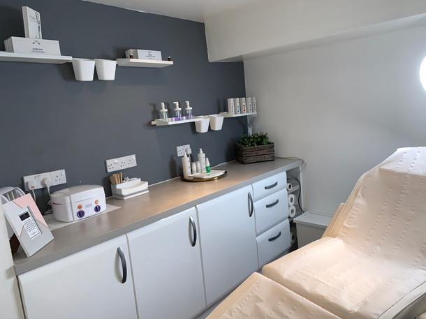 Clinic Room 1
