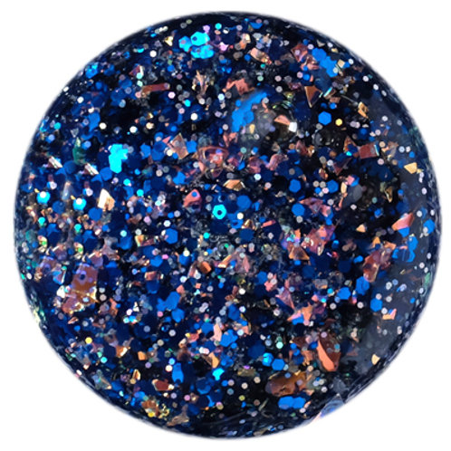 Sapphire Diamond Glitter