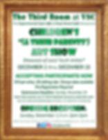 third room_children's art show flyer 02-