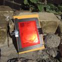 Developing a quarter-plate daguerreotype Self-Portrait in the Sun