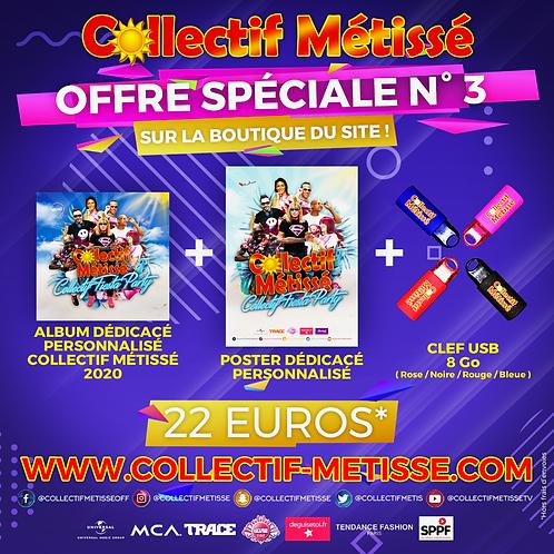 Offre Collectif Métissé Kit n°3