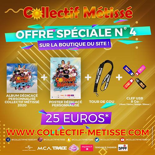 Offre Collectif Métissé Kit n°4