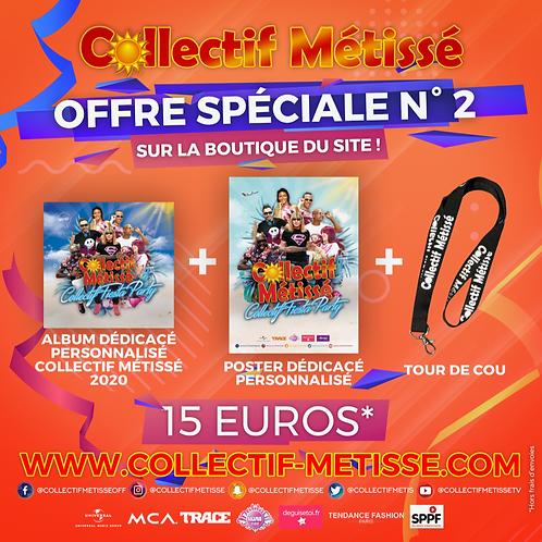 Offre Collectif Métissé Kit n°2