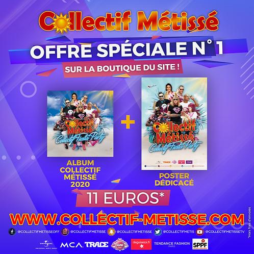 Offre Collectif Métissé Kit n°1