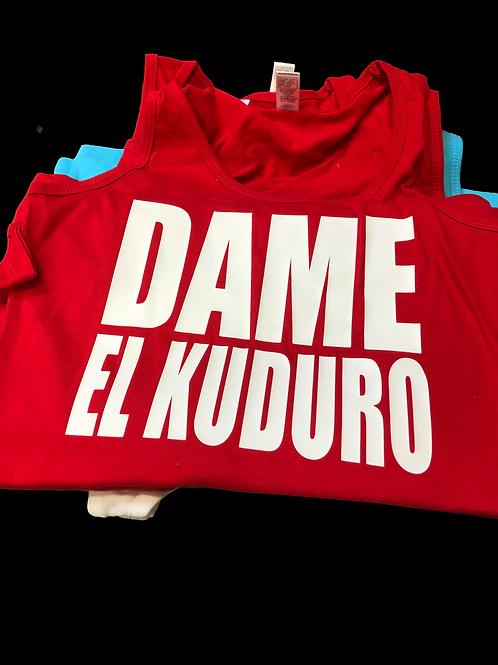 Débardeur DAME EL KUDURO