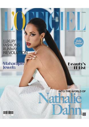Lofficiel-india-cover-nathalie-dahn-anna