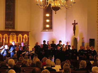 Ranheim Mannskor i Ilen Kirke