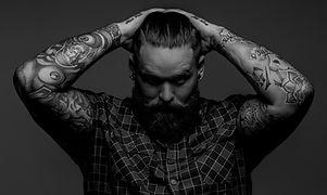 Homem Tattooed
