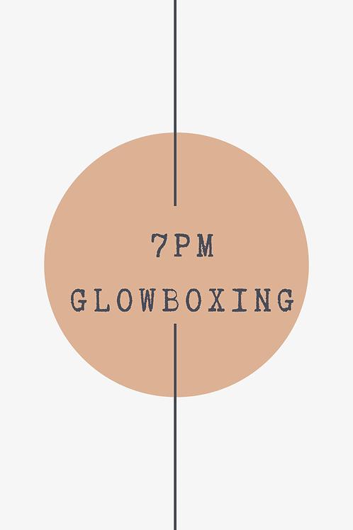 7 PM Glow Boxing Class