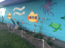 Detail of Leal Elementary School