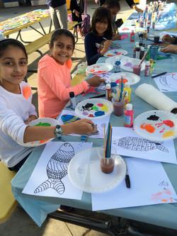 Free after school art classes