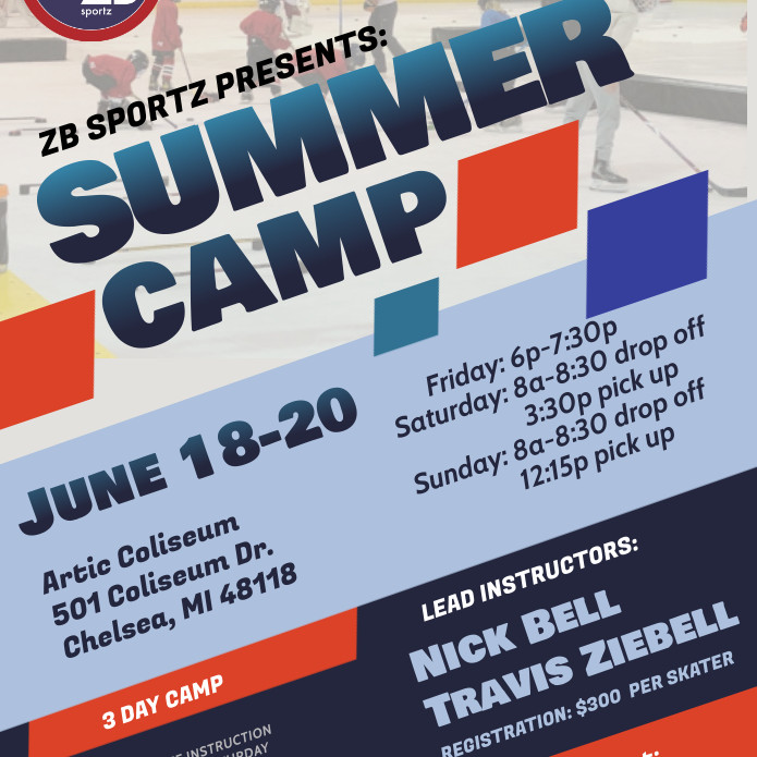 ZB Summer Hockey Camp