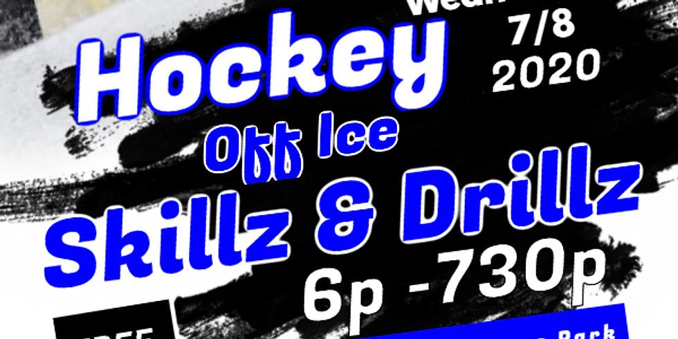 Hockey Skillz & Drillz
