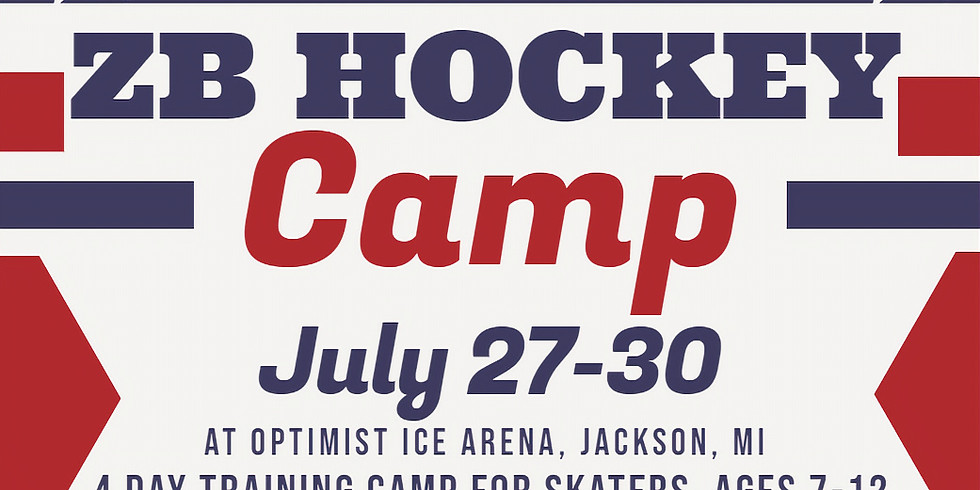ZB Hockey Camp