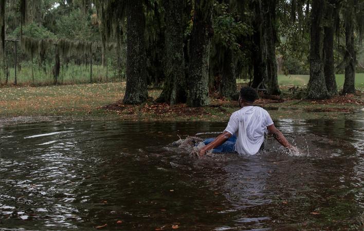 Water's Rising