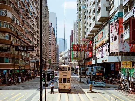 Prepping for Hong Kong