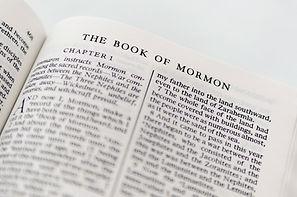 Kniha Mormonova