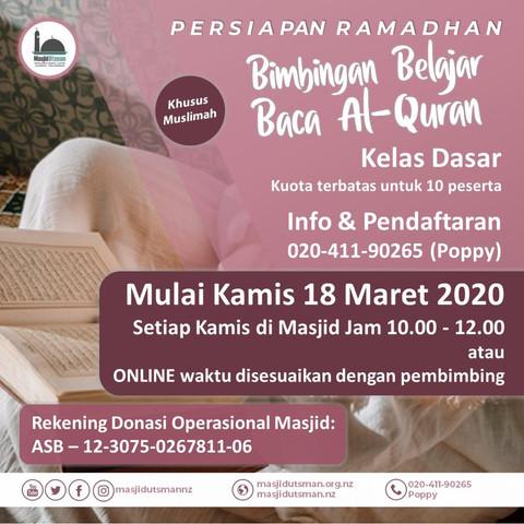 Belajar Baca Al-Qur'an