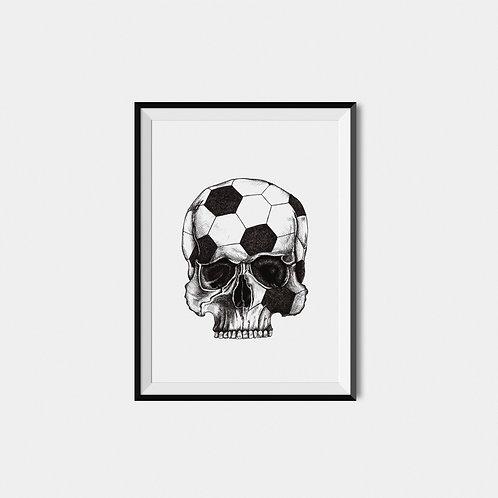Fotballhode