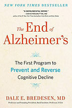 The End of Alzheimer's - Front Cover Pic