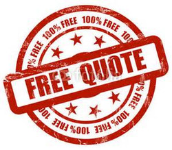 Free Quotations. No Obligations.