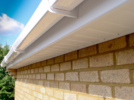 Facia, Soffit and Guttering.