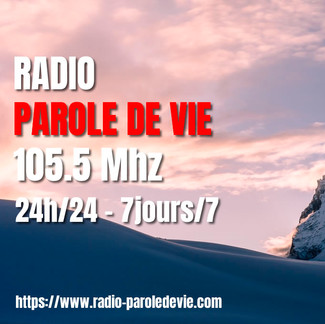 Evelyne Brunet sur Radio Parole de Vie - Saint-Malo