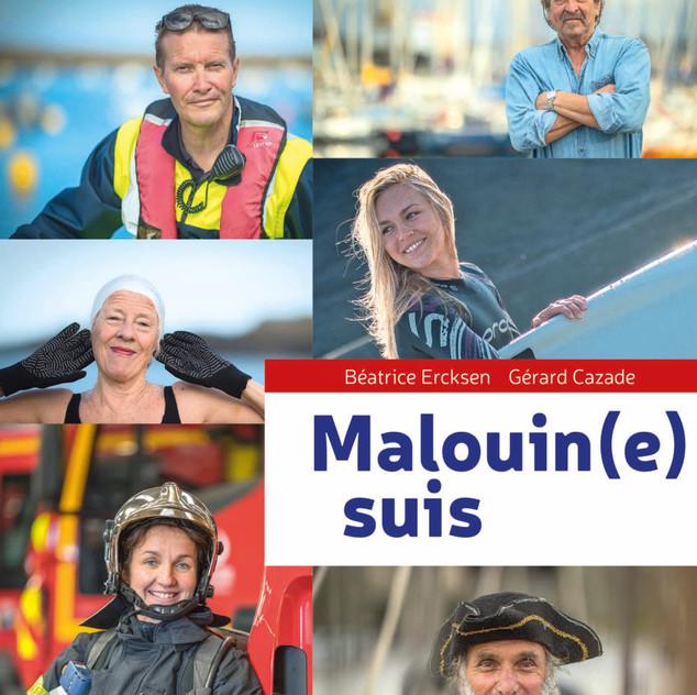 """Evelyne Brunet photographe des oiseaux - """"Malouin(e) suis"""""""