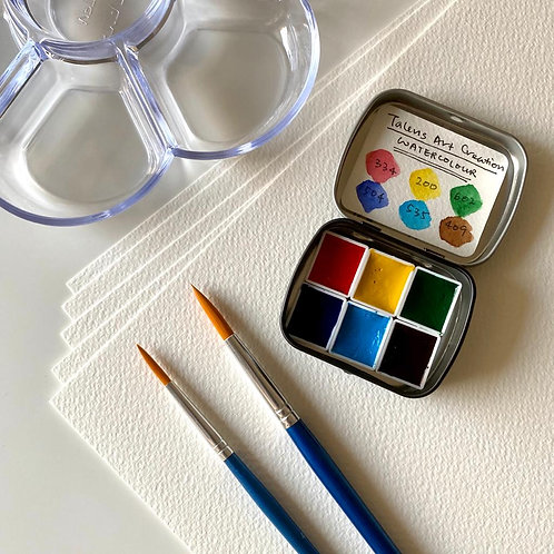 Watercolour Basic Kit