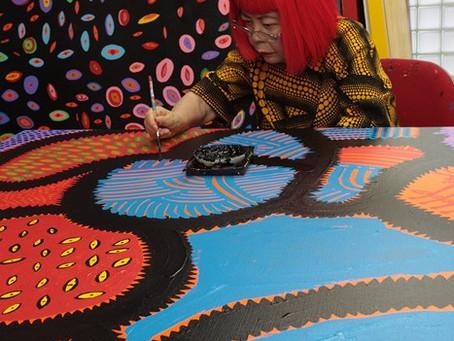 Tortured genius: how Yayoi Kusama chose art as her expression